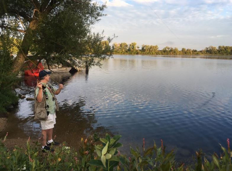 Project healing waters southern wisconsin trout unlimited for Healing waters fly fishing