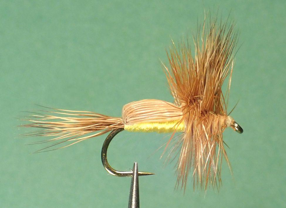 Horner Deer Hair / Goofus Bug / Humpy